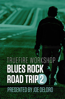 Blues Rock Road Trip Workshop 2