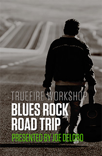 Blues Rock Road Trip Workshop